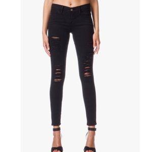FRAME Denim Le Skinny de Jeanne Jeans Size 27